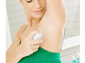 预防腋臭的六大方法